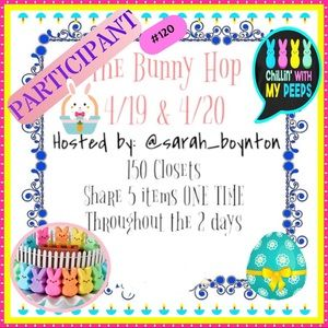 🌼🐰🌸PARTICIPANT #120🐣GOOD LUCK🐣TO ALL!🌼🐰🌸